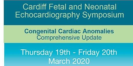 Fetal Cardiology Symposium in Wales, Tickets