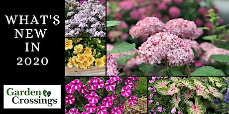 Gardening Seminar - What's New for 2020 tickets