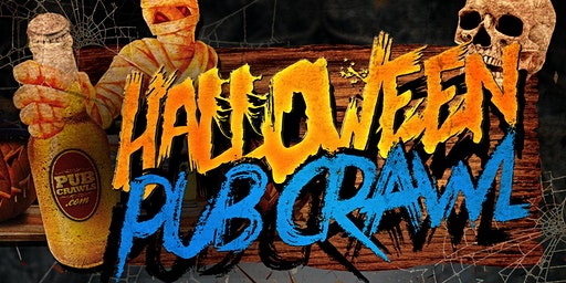 Official Tallahassee Fright Night HalloWeekend Pub Crawl