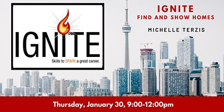 Ignite: Find and Show Homes tickets