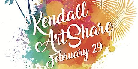 Kendall ArtShare tickets