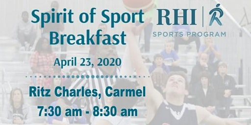 Spirit of Sport Breakfast