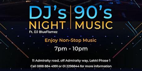 DJ's Night tickets