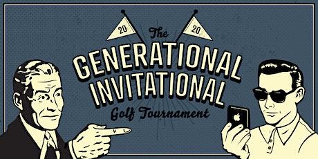 Generational Invitational tickets