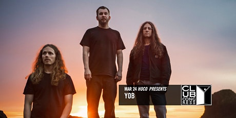 CANCELLED - YOB tickets