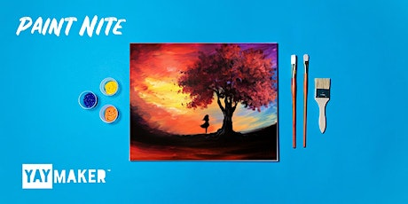 Paint Nite: The Original Paint and Sip Party entradas