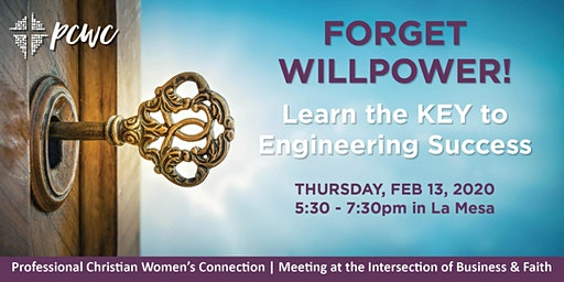 Forget Willpower! Learn the key to engineering success
