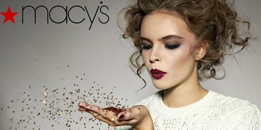 Macy's Florida Mall New Year Beauty Event
