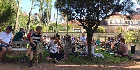 Aula Experimental - Mindfulness no Parque ingressos