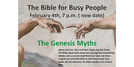 Lawrence Park Community Church presents The Bible for Busy People tickets