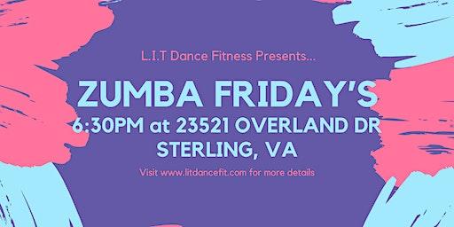 Zumba Friday's