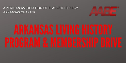 Arkansas Living History Program & Membership Drive