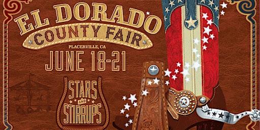 El Dorado County Fair ☼ 2020
