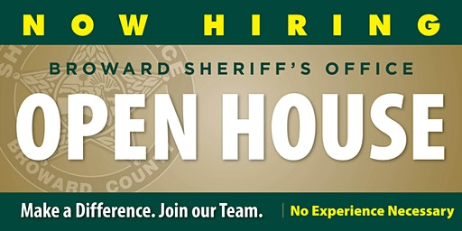 Broward Sheriff's Office- OPEN HOUSE