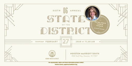 6th Annual State of the District Luncheon
