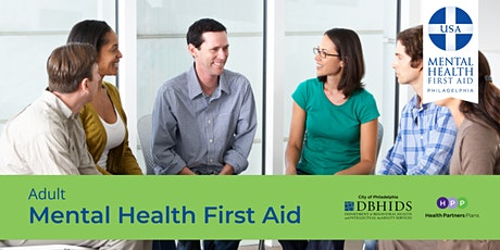 Adult Mental Health First Aid @ HPP  Community Wellness Center tickets