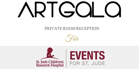 Early Bird Paddle Code Registration ARTGALA For Saint Jude! tickets