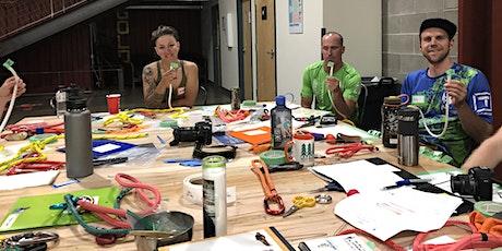 Fids&Fibers Colorado Springs 2020  rope splicing workshop tickets