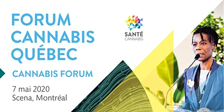La série de Forums Cannabis Québec - Quebec Cannabis Forum Series tickets