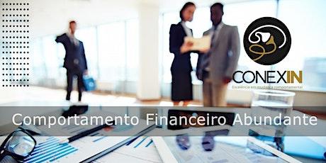 Workshop - Comportamento Financeiro Abundante ingressos