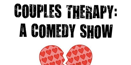 Couples Therapy: A Comedy Show with Host Rahmein Mostafavi tickets