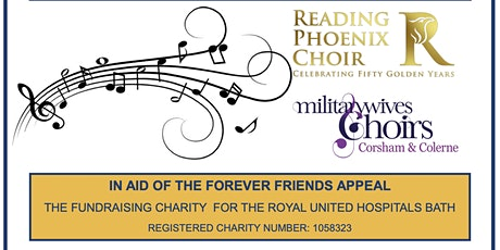 Reading Phoenix Choir and Corsham & Colerne Military Wives Choir tickets