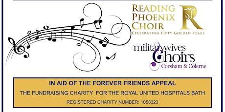 Reading Phoenix Choir and Corsham & Colerne Military Wives Choir tickets