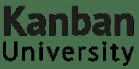 Kanban System Design (KSD) - Accredited Training tickets