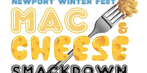 3rd Annual Mac & Cheese Smackdown