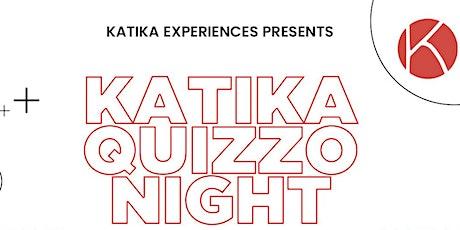 Katika Quizzo Night at Haute tickets
