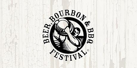 Beer, Bourbon & BBQ Festival tickets
