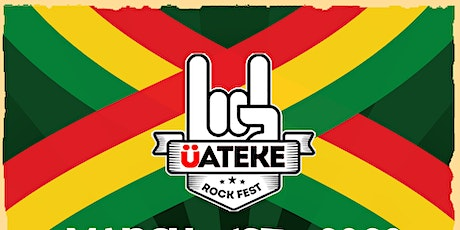 UATEKE FEST Featuring:  Los Pericos tickets