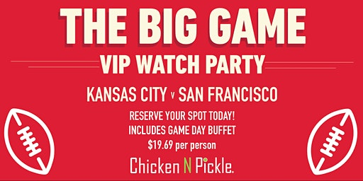 VIP Watch Party