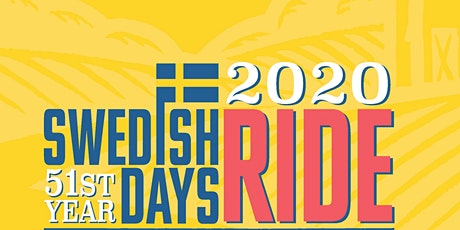 Swedish Days Ride 2020 tickets