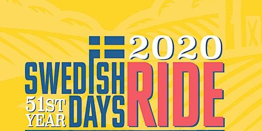 Swedish Days Ride 2020