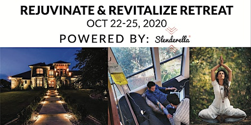 Rejuvenate & Revitalize Retreat powered by Slenderella