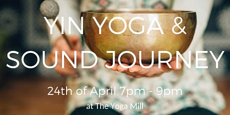 Yin Yoga & Sound Journey tickets