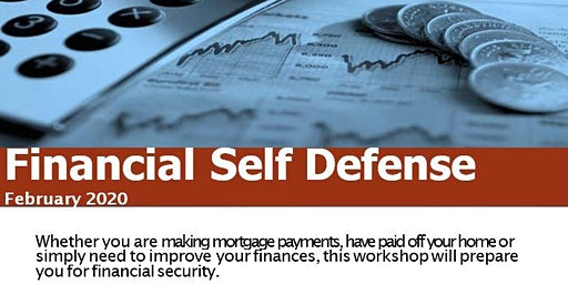 Financial Self- Defense and Estate Planning