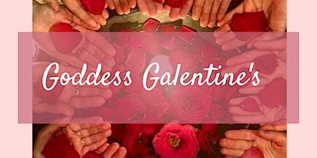 Goddess Galentine's tickets