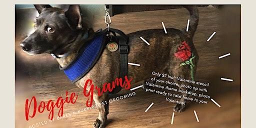 Valentines Doggie Gram Event