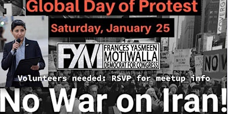 Protest War with Fym2020 tickets