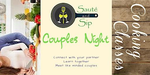 Date Night - Sauté and Sip