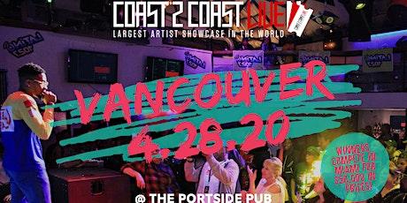Coast 2 Coast LIVE | Vancouver, Canada Edition 4/28/20 tickets