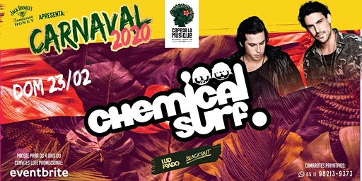 CARNAVAL 2020 CHEMICAL SURF