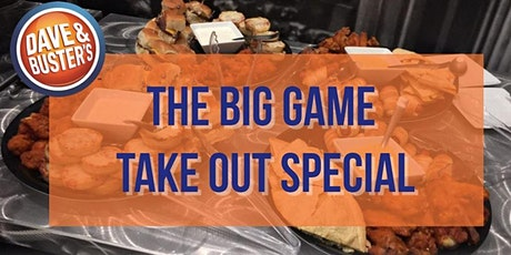 D&B El Paso: The Big Game Takeout Special  2020 tickets