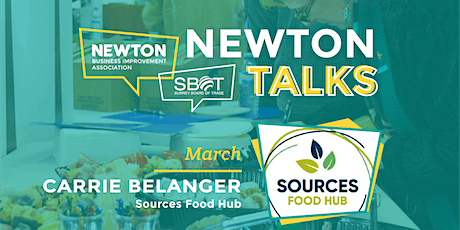 Newton Talks | March 2020 tickets