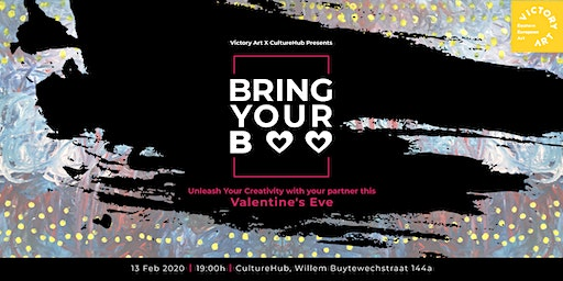 Bring Your Boo   Unleash Your Creativity With Your Partner This Valentines