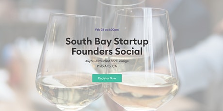 South Bay Startup Founders Social tickets
