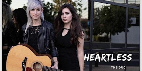 Heartless the Duo at the Hilton Garden Inn tickets