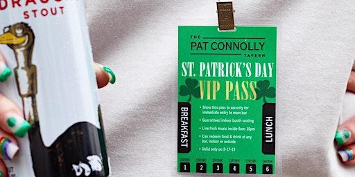 St. Patrick's Day VIP Pass